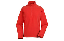 Lafuma Men Micro Eco 2 T-Zip Sweat chili pepper